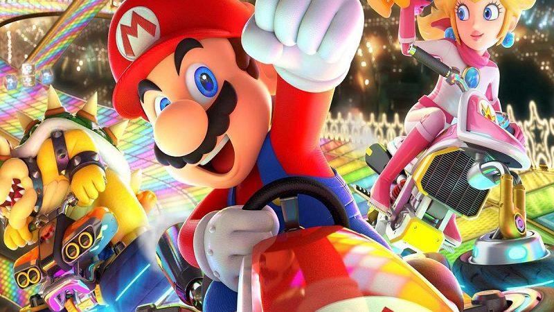 Mario Kart Tour llegará a los dispositivos móviles