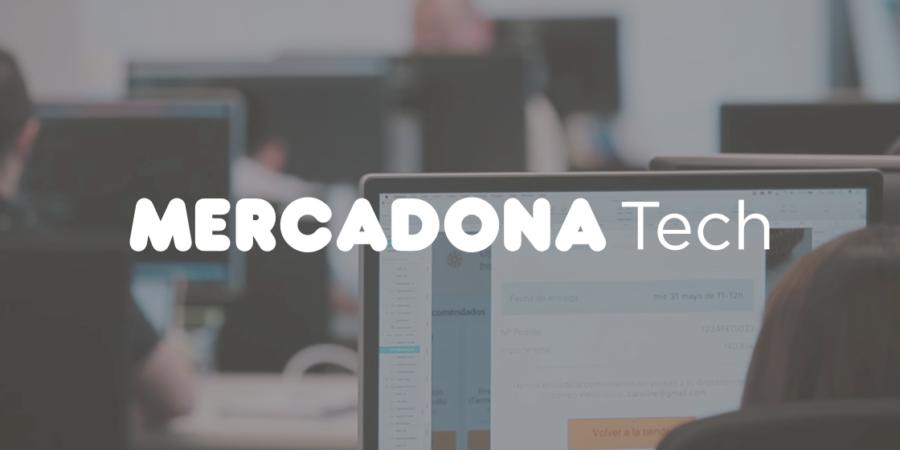 Mercadona Tech, nueva plataforma para la venta online