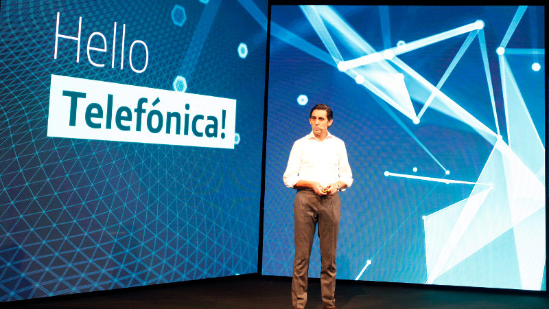 Telefónica integrará Aura en Microsoft Cortana, Facebook Messenger y Google Assistant