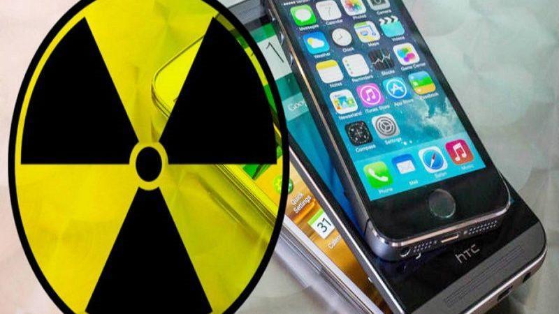 ¿Cuál es la radiación de los smartphones?