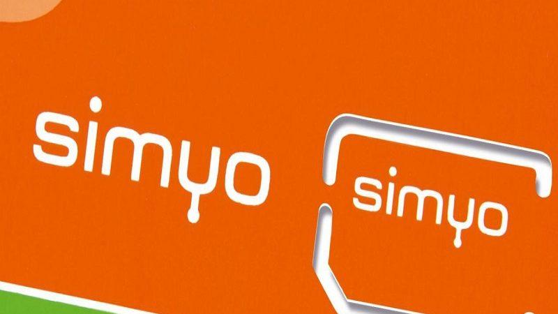 Simyo cumple 10 años con 900.000 clientes