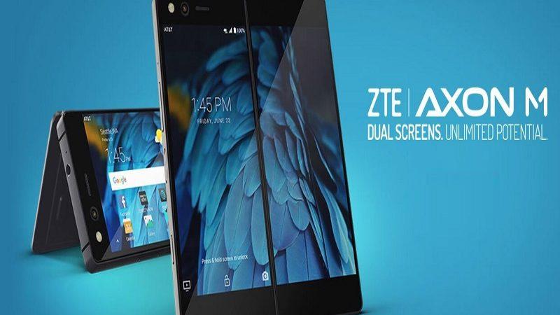 ZTE Axon M un móvil con doble pantalla