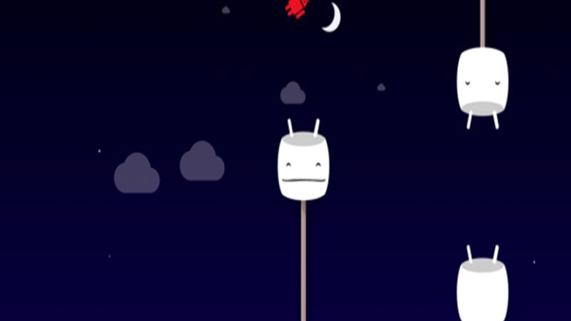 Juegos ocultos de Google en algunas versiones de Android