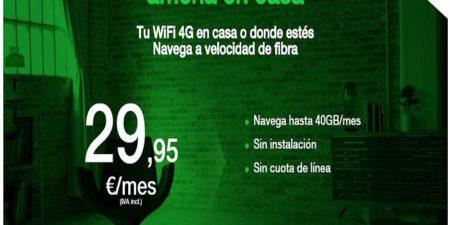 Amena reduce el precio de su router para Amena en Casa