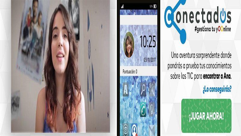 Conectados, una app para que los adolescentes usen mejor Internet