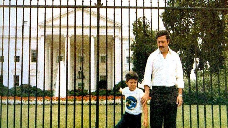 El hijo de Pablo Escobar cuenta su verdad en DMAX
