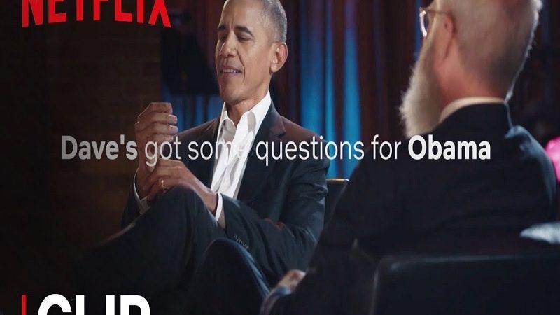 Barack Obama y Netflix estarían negociando un acuerdo de colaboración