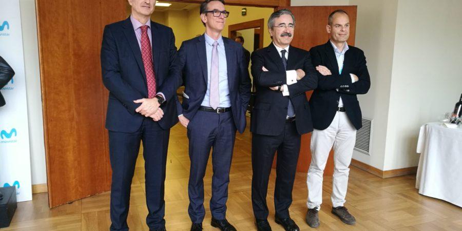 Telefónica invertirá más en fibra óptica y red 4G en Comunidad Valenciana