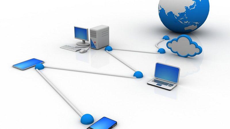 Los picos de mayor conexión a Internet