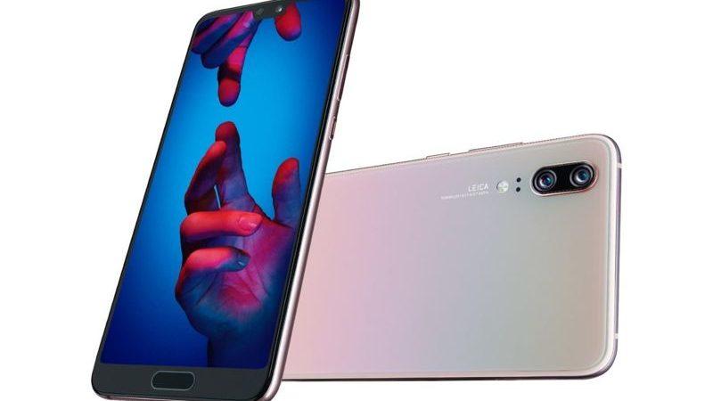Especificaciones del Huawei P20