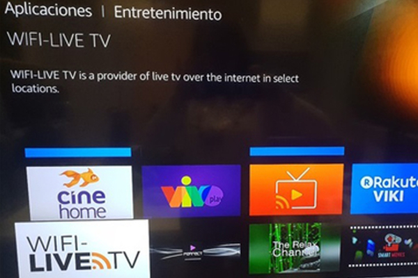 Movistar+, ya disponible en el Fire TV Stick de Amazon