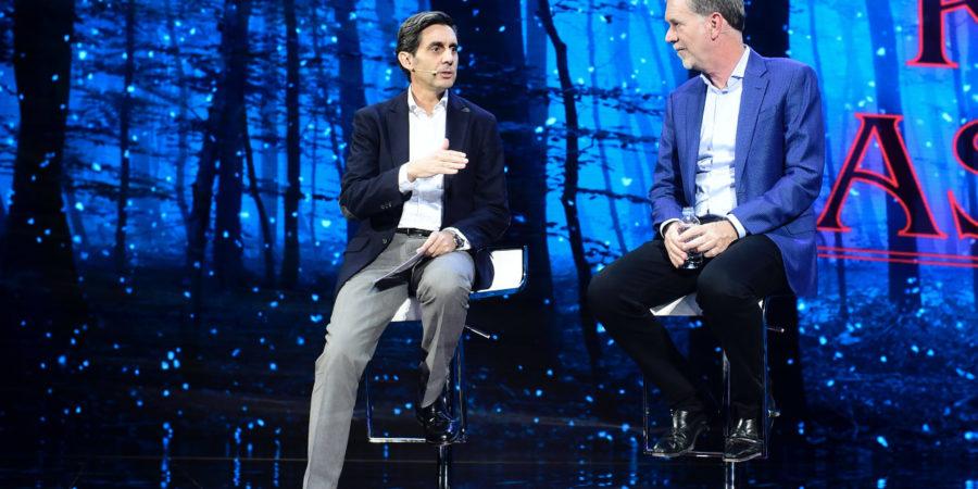 Telefónica integrará Netflix en su plataforma de televisión de pago