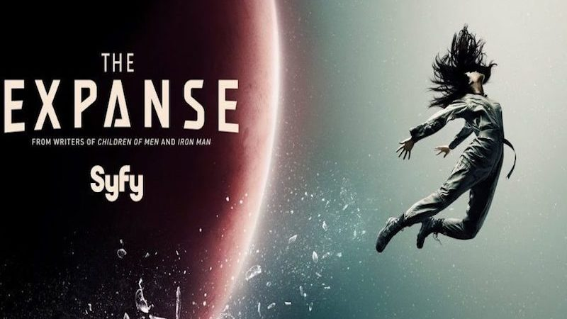 Amazon negocia la adquisición de la serie 'The Expanse'