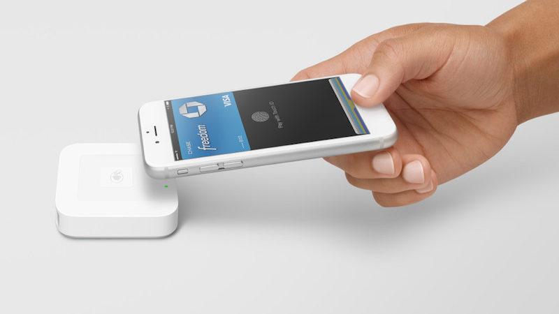 Apple incorpora tecnología NFC en los dispositivos con iOS 12