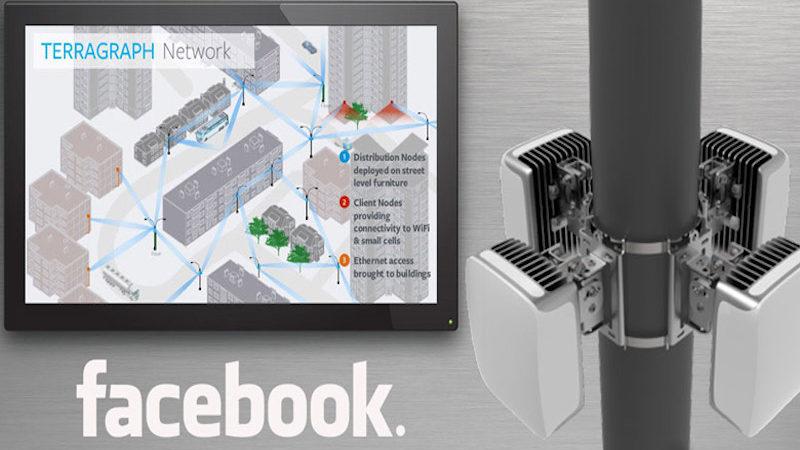 Facebook y Qualcomm ofrecerán Wifi mediante sistema Terragraph en las ciudades