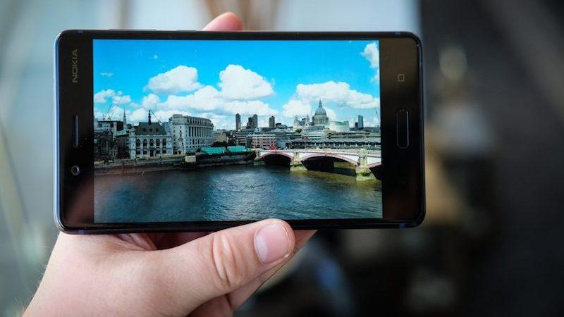 Nokia 8 proporcionará la actualización del modo Pro en su cámara