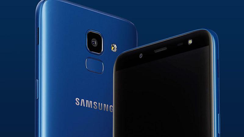 Samsung Galaxy J6 y J8 debutan en el mercado indio