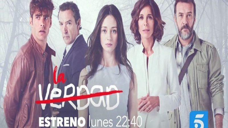 Telecinco estrena serie 'La verdad' de los creadores de 'El Príncipe'