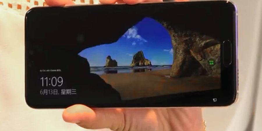 Huawei Cloud PC: Nuevo servicio para usar un móvil como una PC