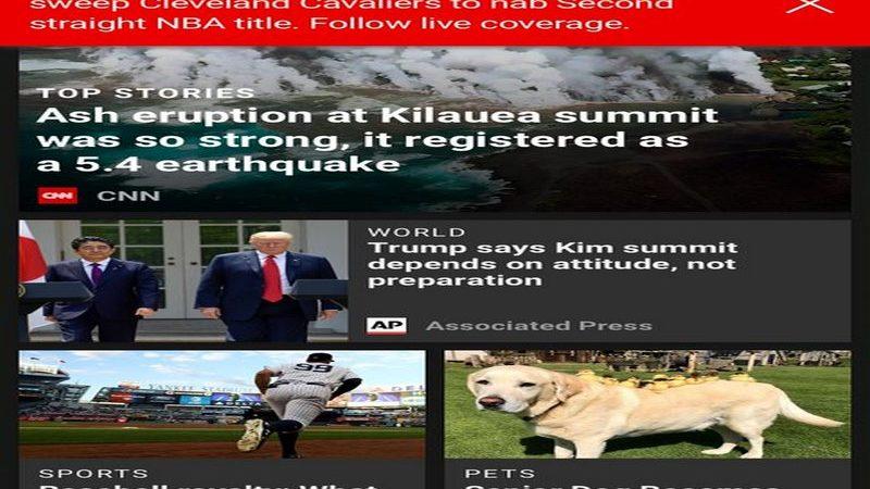 Renovada aplicación de noticias Microsoft News para iOS
