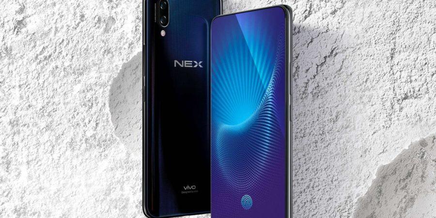 Smartphone Vivo NEX es el futuro de los móviles todo pantalla