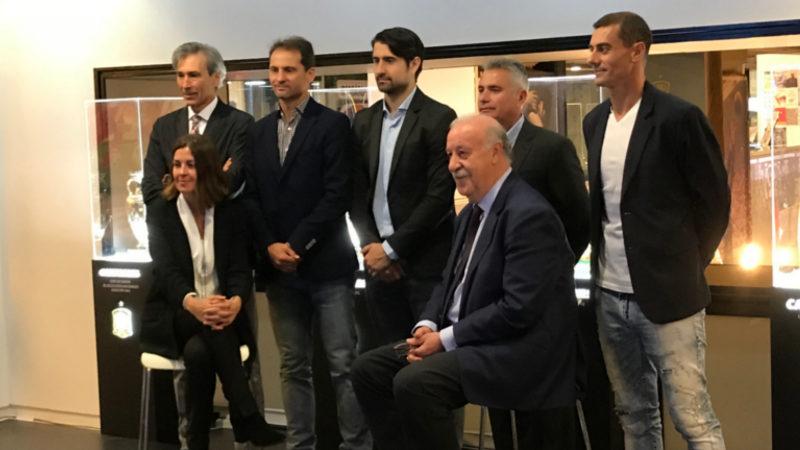 Telefónica se vuelca con la Selección Española de cara al Mundial de Rusia de 2018
