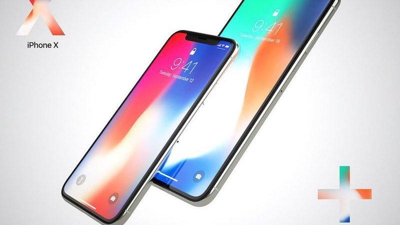 Apple prueba nuevos tamaños para el iPhone X Plus