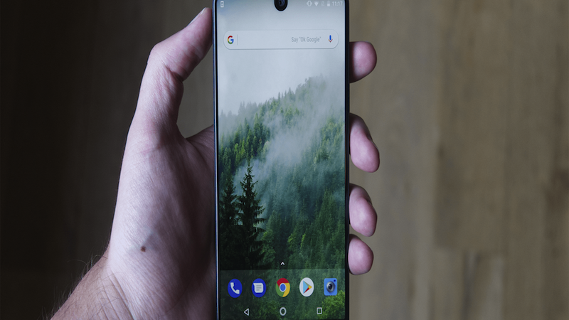 Essential Phone renueva su sistema con Android P Beta 1