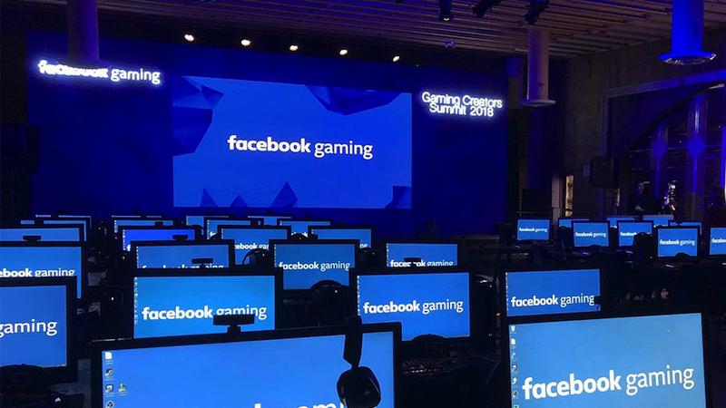 Facebook Gaming será la nueva plataforma streaming de videojuegos