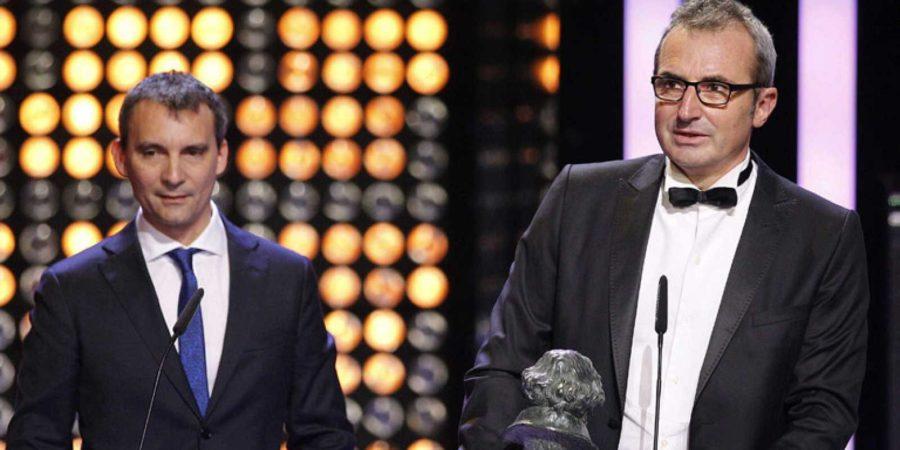 Mariano Barroso debuta en la Academia de cine español