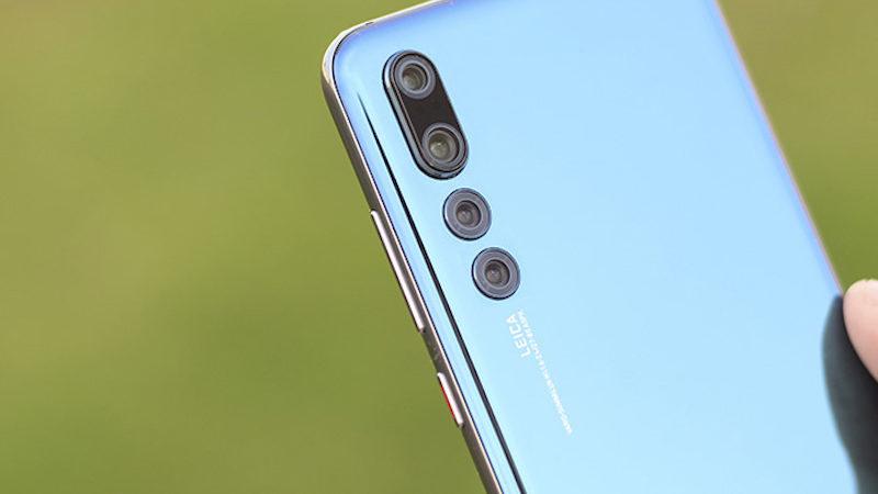 Dispositivos móviles con más de cuatro cámaras pronto aterrizarán al mercado