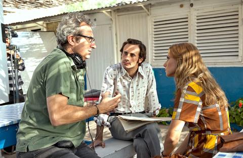 Cataluña, escenario de rodaje de cuatro de las series originales de Movistar+
