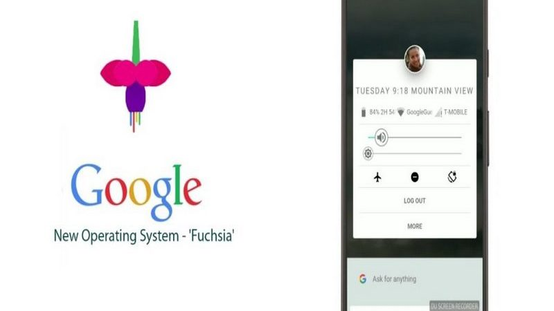 Fuchsia sería el sistema operativo para reemplazar a Android
