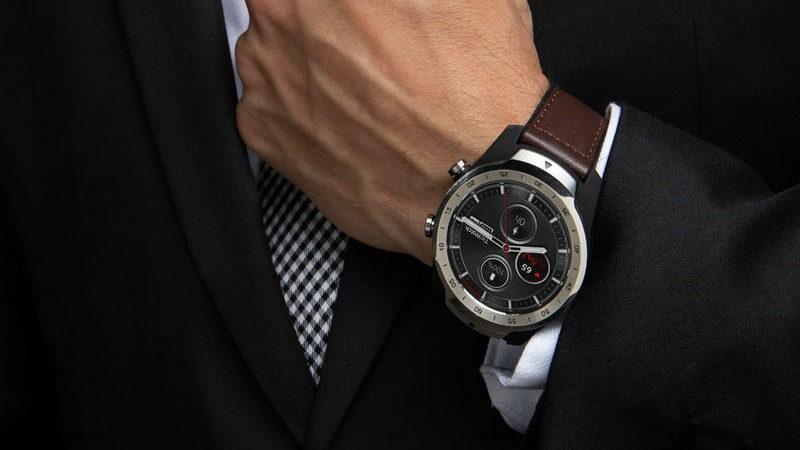 Mobvoi y su smartwatch de dos pantallas: TicWatch Pro