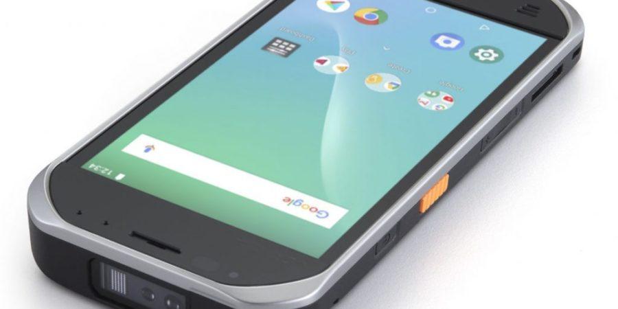 Panasonic Toughbook FZ-T1: Smartphone para entornos laborales difíciles