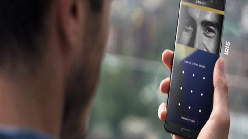 Samsung agregará escáner de iris a móviles inteligentes económicos