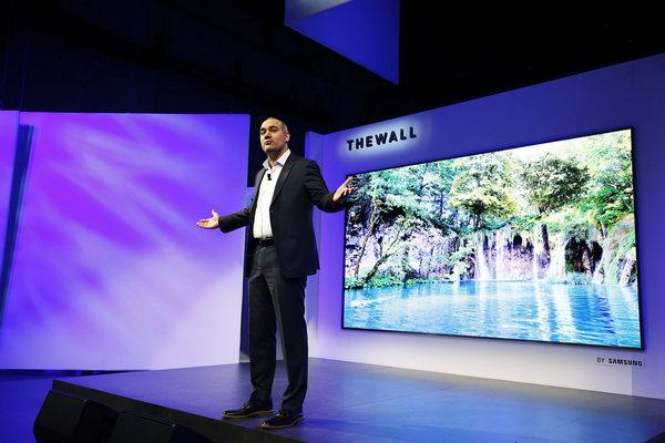 Samsung podría lanzar televisores 8K este año