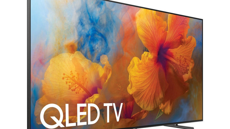 Samsung y su Smart TV QLED Q9F: Decoración digital para el hogar