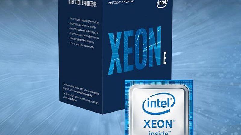 Xeon E-2100: Nuevo procesador de Intel