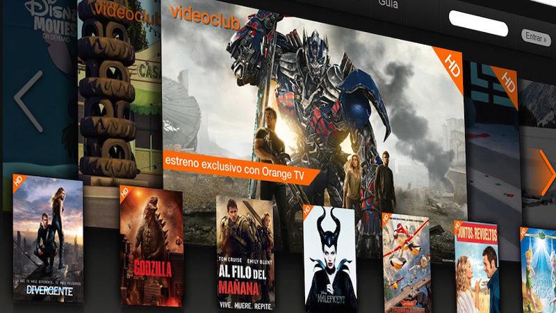 Orange TV estrena desde hoy dos paquetes premium de deportes y música