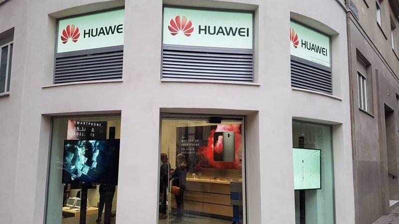 Huawei abrirá un local comercial en la Gran Vía de Madrid