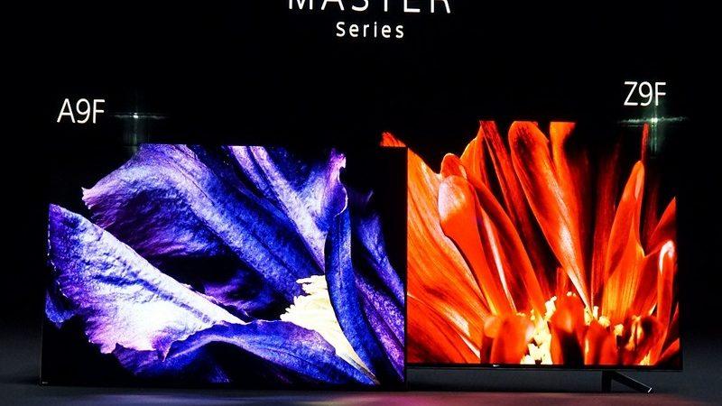 Sony presentará dos Smart TV de la nueva MASTER Series