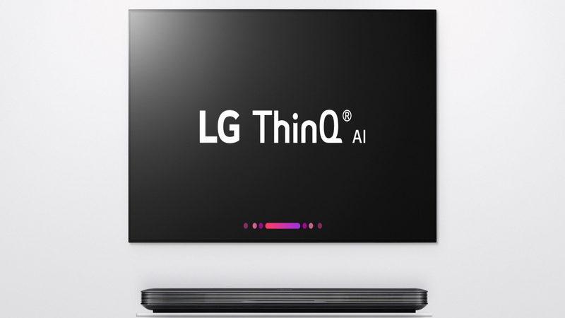 Televisores inteligentes de LG, fueron reconocidos por su calidad