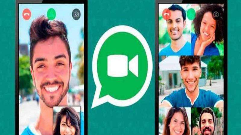 WhatsApp permite video-llamadas de hasta cuatro personas