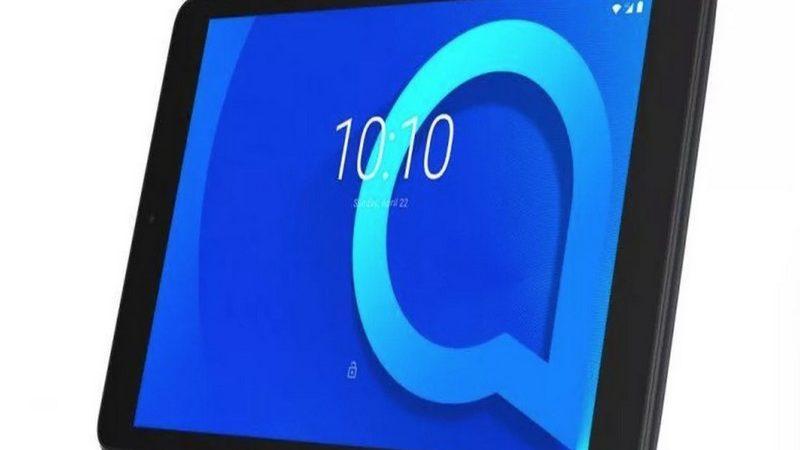 Alcatel y su Tablet de baja gama 3T 8 con Android GO