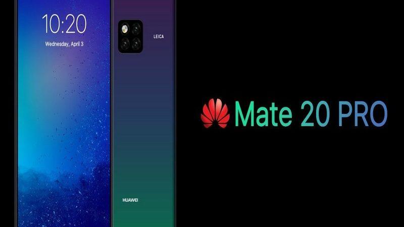 Huawei presentará en Londres su nuevo Smartphone Mate 20