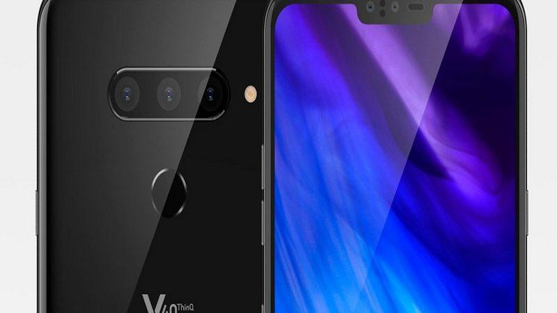 LG presentará el 11 de octubre, su móvil inteligente V40 ThinQ