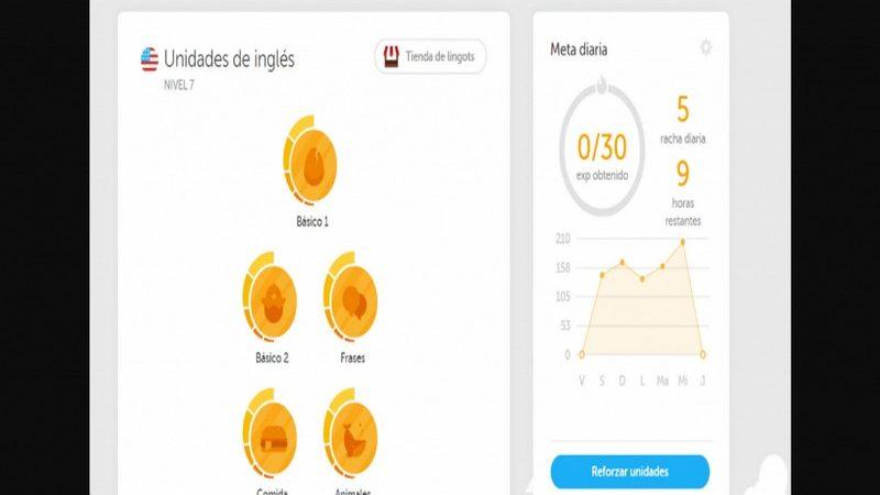Las apps mejor valoradas para aprender inglés y otros idiomas