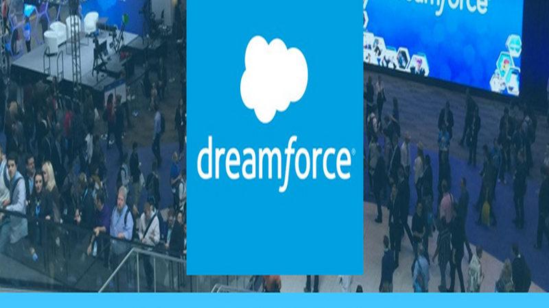 Salesforce realizara su evento Dreamforce para reforzar alianza con Apple