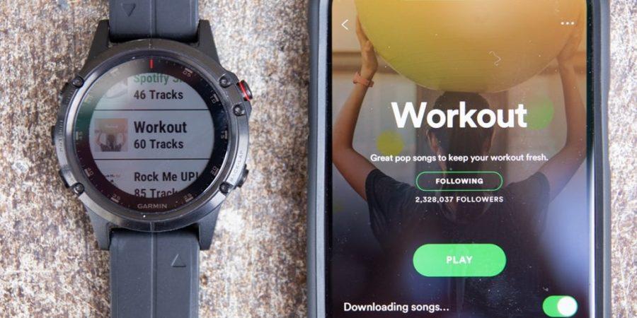 Pronto podrás escuchar tu música preferida desde los smartwatches de Garmin